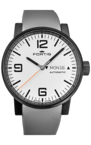 Fortis Spacematic Stealth White 623.18.12-Si10-WE1