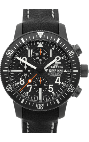 B-42 Black Chronograph 638.28.71.LC.01