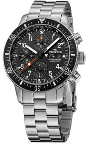 Fortis Official Cosmonauts Chronograph 638.10.11 M