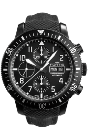Fortis Aeromaster Mission Timer Chronograph 638.18.10