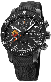 Fortis Official Cosmonauts AMADEE-18 Chronograph 638.18.91 LP.10