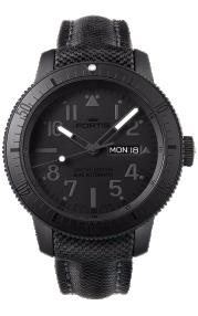 Fortis B42 Cosmonauts Black Titanium Limited Edition 647.28.81 L01