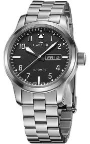 Fortis Aeromaster Steel 655.10.10 M