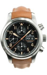 Fortis Aeromaster Old Radium Chronograph 656.10.28