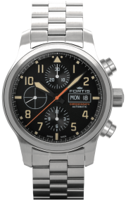 Fortis Aeromaster Old Radium Chronograph 656.10.28-M-WE1