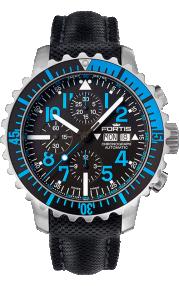 Marinemaster Blue Chronograph 671.15.45