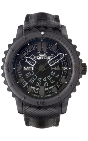 Fortis B47 Big Black Limited Edition 675.18.81.K