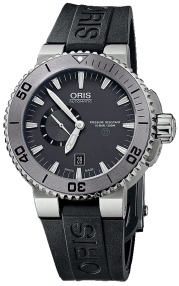 Aquis Small Second Titan 743 7664 7253 RS