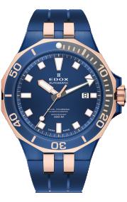 Edox Delfin Automatic Diver Date 80110-357BURCA-BUIR
