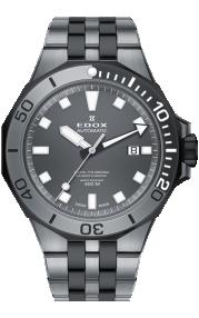 Edox Delfin Automatic Diver Date 80110-357GNM-GIN