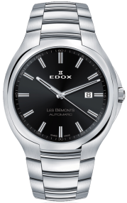 Edox Les Bémonts Ultra Slim Date Automatic 80114-3-NIN