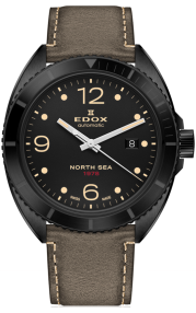 Edox North Sea 1967 Automatic Special Edition The Inverse Moon Landing 80118-37N-N78