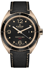Edox North Sea 1967 Automatic Historical Limited Edition 80118-BRN-N67