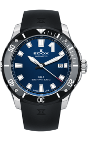 Edox CO-1 Date Automatic 80119-3N-BUIN