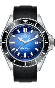 Edox Skydiver Neptunian 80120-3NCA-BUIDN