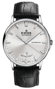 Edox Les Bémonts Automatic Day Date 83015-3-BIN