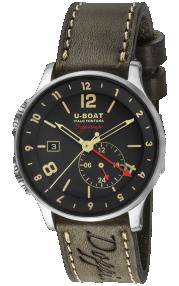 U-Boat Dual Time 1938 Doppiotempo BK 8400/A