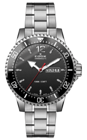 Edox Chronorally-S Day / Date 84300-3M-NBN