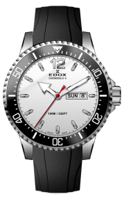 Edox Chronorally-S Day / Date 84300-3CA-ABN