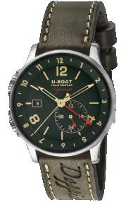 U-Boat Dual Time 1938 Doppiotempo GR 8500