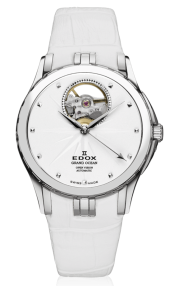 Edox Grand Ocean Open Heart 85012-3-AIN
