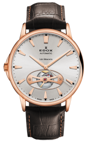 Edox Les Bémonts Automatic Open Heart 85021-37R-AIR