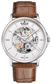 Edox Les Bémonts Automatic Shade of Time 85300-3-AIN