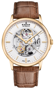 Edox Les Bémonts Automatic Shade of Time 85300-37J-AID