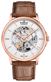 Edox Les Bémonts Automatic Shade of Time 85300-37R-AIR