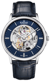 Edox Les Bémonts Automatic Shade of Time 85300-3-BUIN