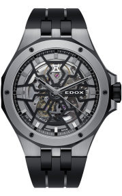 Edox Delfin Mecano 85303-357GN-NGN