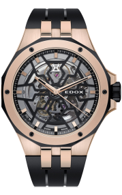 Edox Delfin Mecano 85303-357RN-NRN