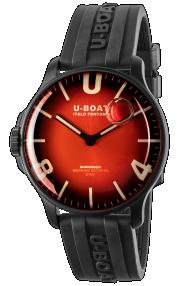 U-Boat Darkmoon 44mm Red IPB Soleil 8697/B