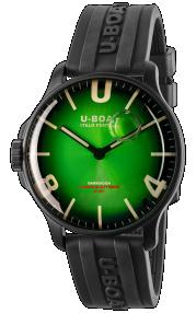 U-Boat Darkmoon 44mm Green IPB Soleil 8698/B