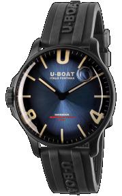 U-Boat Darkmoon 44mm Blue IPB Soleil 8700/B