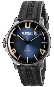 U-Boat Darkmoon 44mm Blue SS Soleil 8704/A