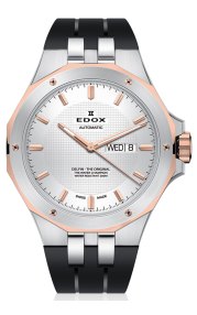 Edox Delfin Day/Date Automatic 88005-357RCA-AIR