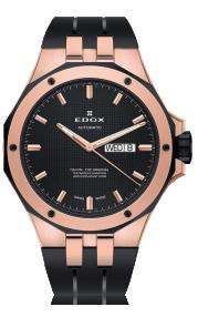 Edox Delfin Day/Date Automatic 88005-357RCA NIR