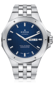 Edox Delfin Day/Date Automatic 88005-3M-BUIN