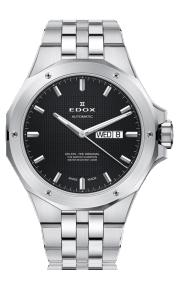 Edox Delfin Day/Date Automatic 88005-3M-NIN