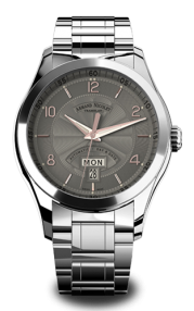 Armand Nicolet M02 Day & Date 9740A-GS-M9740
