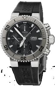 Oris Aquis Titan Chronograph