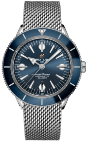 Breitling Superocean Heritage '57 Steel - Blue A10370161C1A1