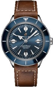 Breitling Superocean Heritage '57 Steel - Blue A10370161C1X1