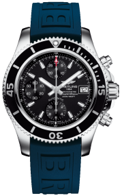 Breitling Superocean Chronograph 42 Steel - Volcano Black A13311C9/BF98/148S/A18S.1
