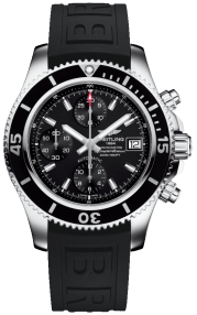 Breitling Superocean Chronograph 42 Steel - Volcano Black A13311C9/BF98/150S/A18S.1