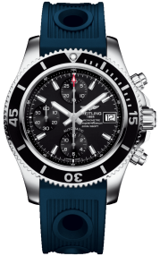 Breitling Superocean Chronograph 42 Steel - Volcano Black A13311C9/BF98/203S/A18D.2