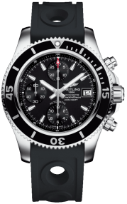 Breitling Superocean Chronograph 42 Steel - Volcano Black A13311C9/BF98/225S/A18S.1