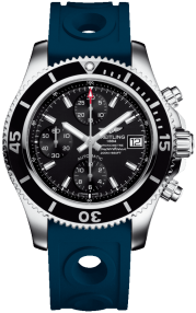 Breitling Superocean Chronograph 42 Steel - Volcano Black A13311C9/BF98/229S/A18S.1