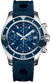 Breitling Superocean Chronograph 42 Steel - Mariner Blue A13311D1/C971/203S/A18D.2